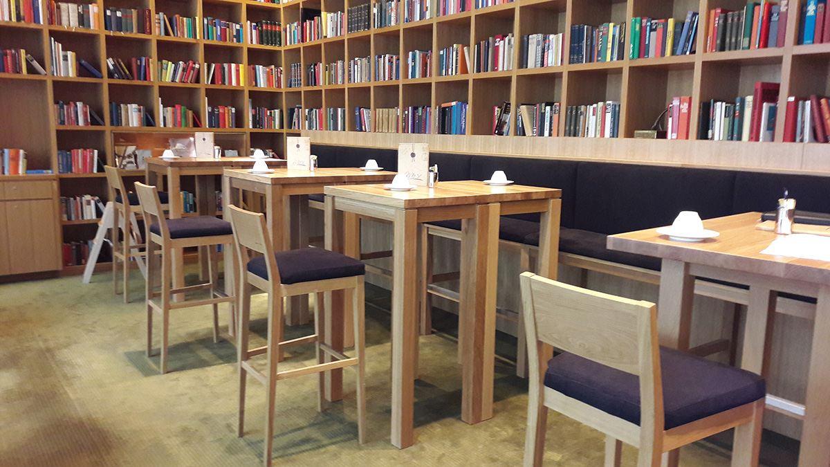 Schreinerei in Wiesbaden für individuelle Tischler-Möbel